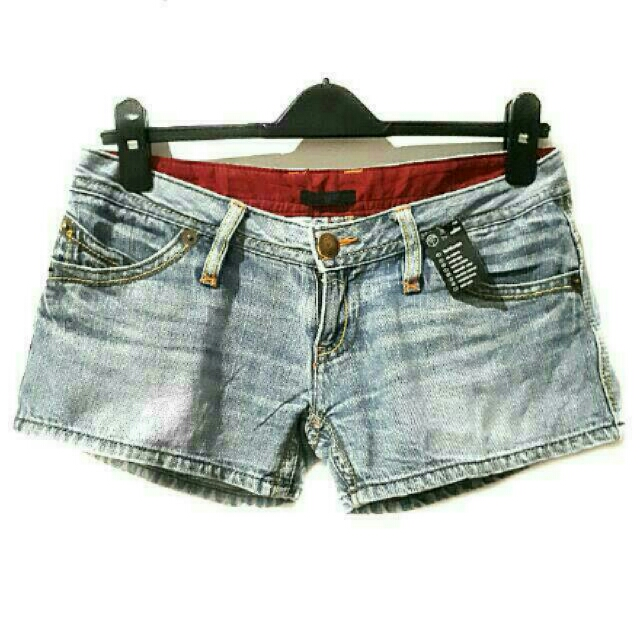 REPRICE! Hotpants Jeans Import
