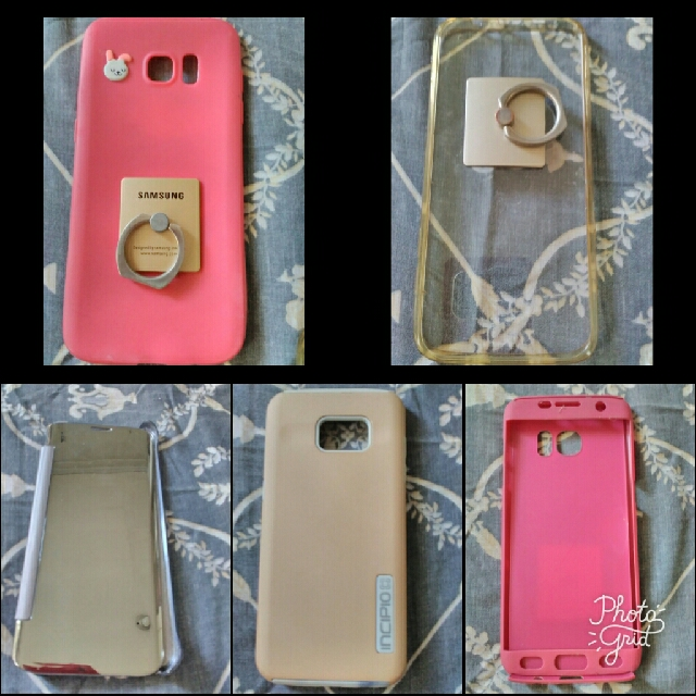 S7 EDGE CASES / TAKE ALL FOR ONLY 300