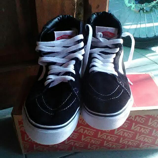 Sepatu Vans #CarousellxShopBack