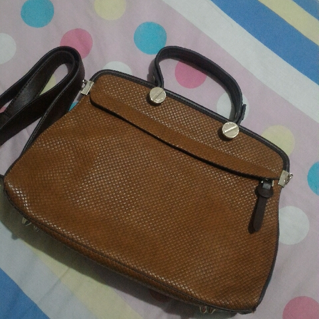 Shoulder Bag Hush Puppies Original