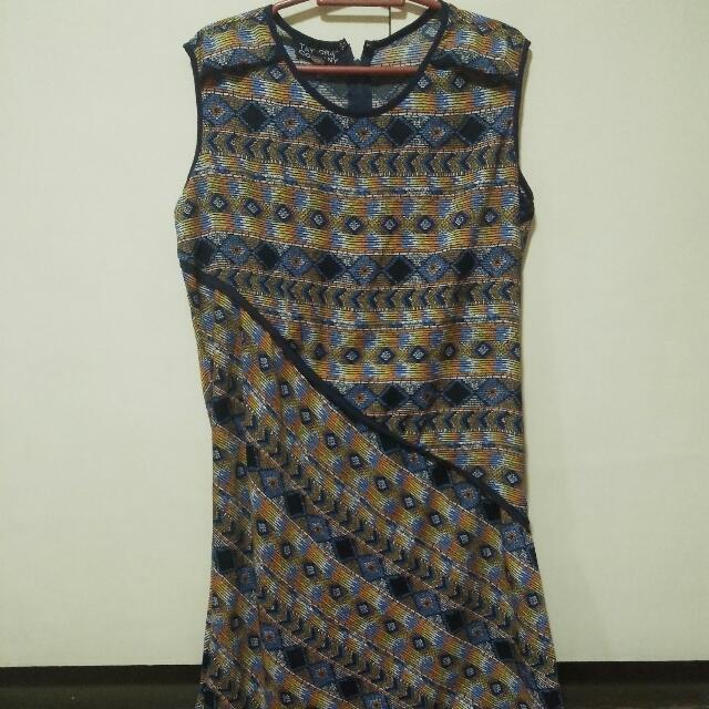 Sleeveless Dress (Juana - Taylor&Company)