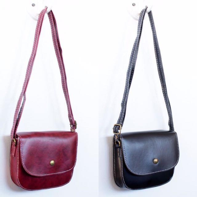 0ee5c58e2c44 Sling bag -Marikina made