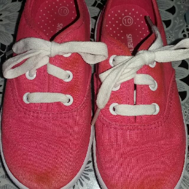 Smartfit Pink Shoes