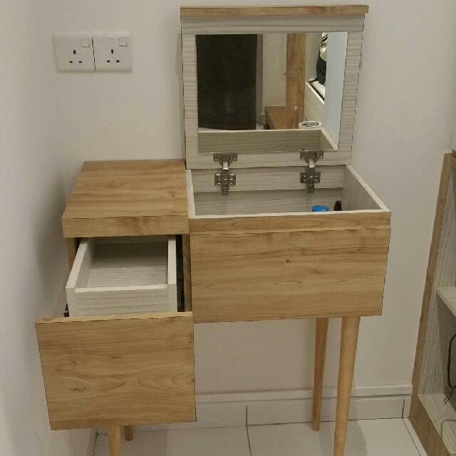best sneakers 5f044 e1680 SOLID WOOD DRESSING TABLE CUSTOM MADE