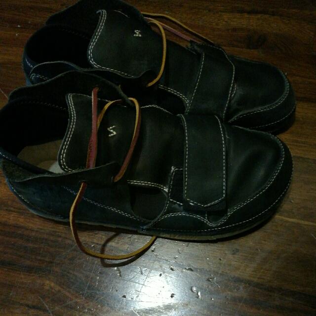 Super Cheap Oetzi natrual footwear