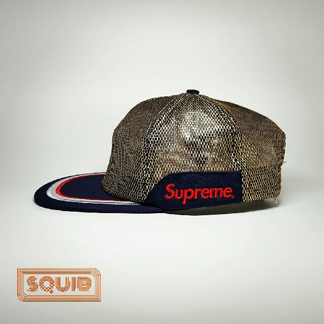 e82637f0b5a Supreme Metallic Mesh 6-panel