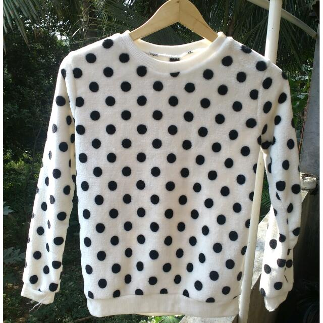 Sweater Polkadot