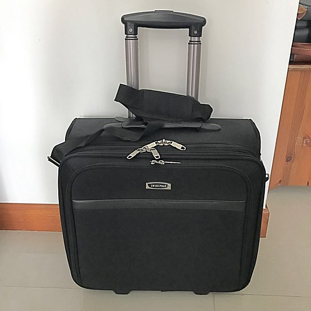 26f1a495ad Swiss Polo Cabin Luggage