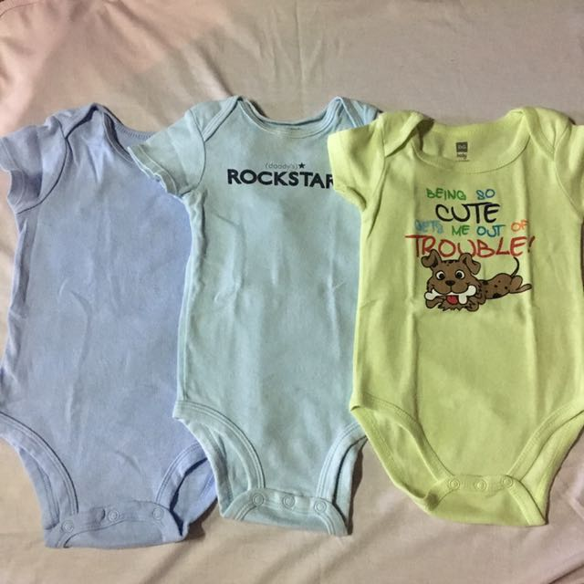 Take all !!! Carters 9 months and up Baby Boy's clothes