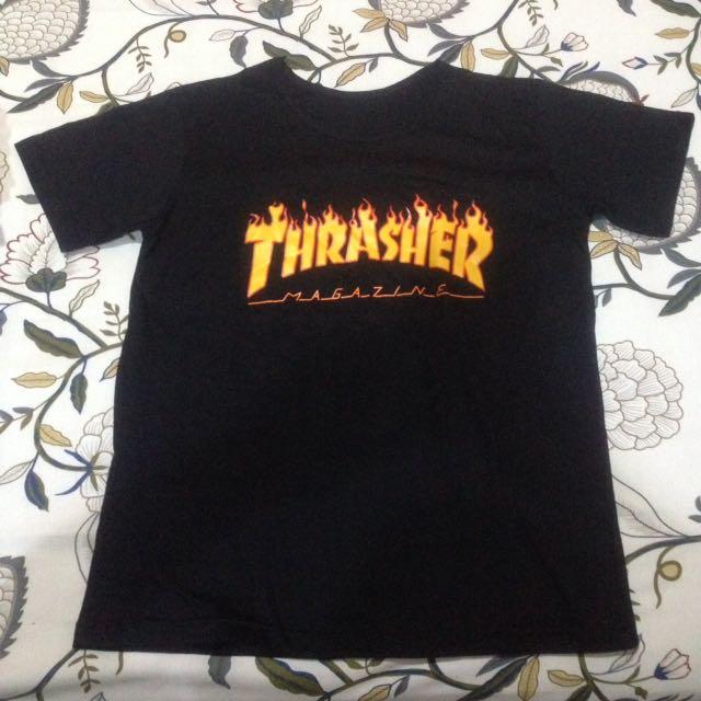 Tee/ kaos Thrasher