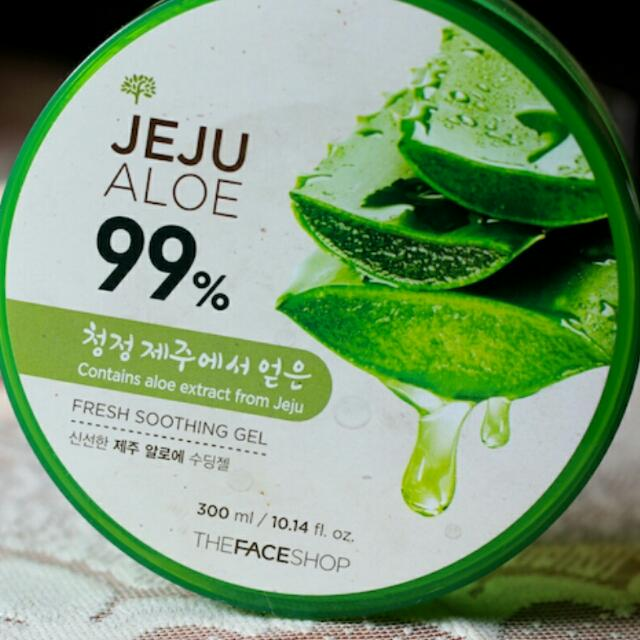 THE FACE SHOP 99% ALOE VERA GEL