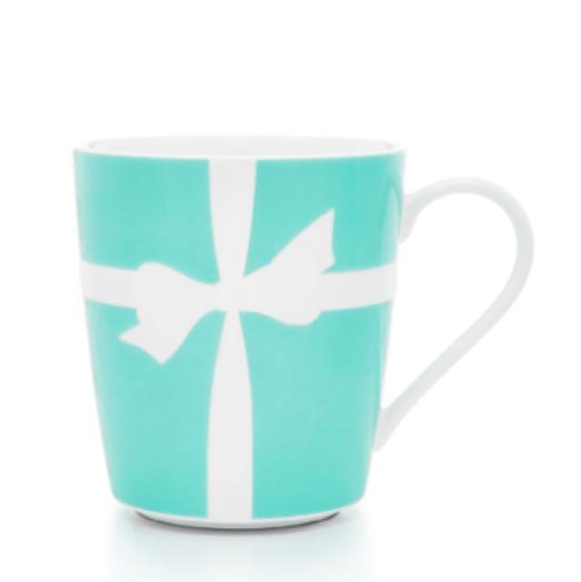 Tiffany Blue Box Mug