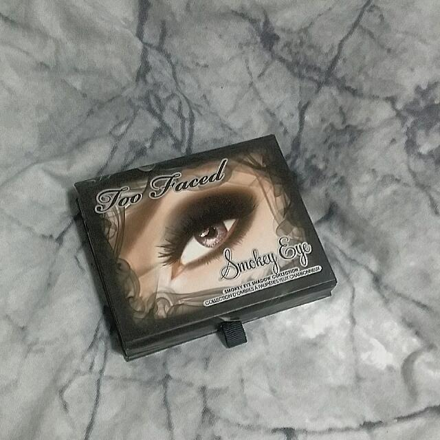 Too Faced Smokey Eye Palette (RRP $50)