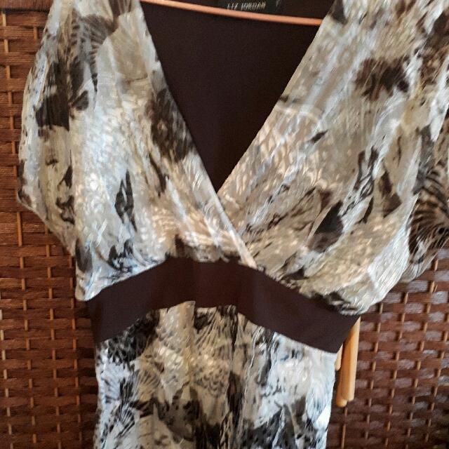 Top And Midi Skirt Set