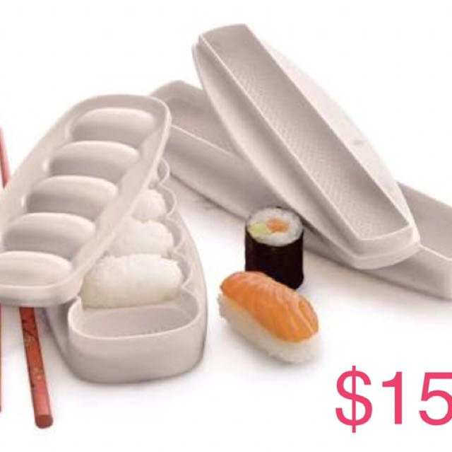 Tupperware Sushi Maker