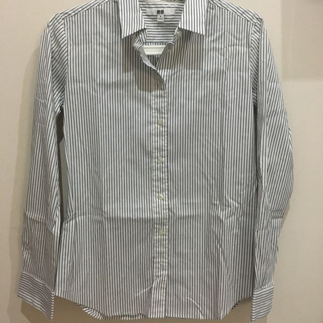 UNIQLO STRIPPED SHIRT
