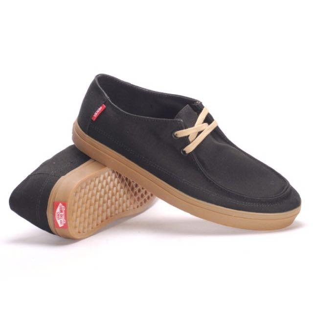 Vans Rata Vulc Black Gum Size US12