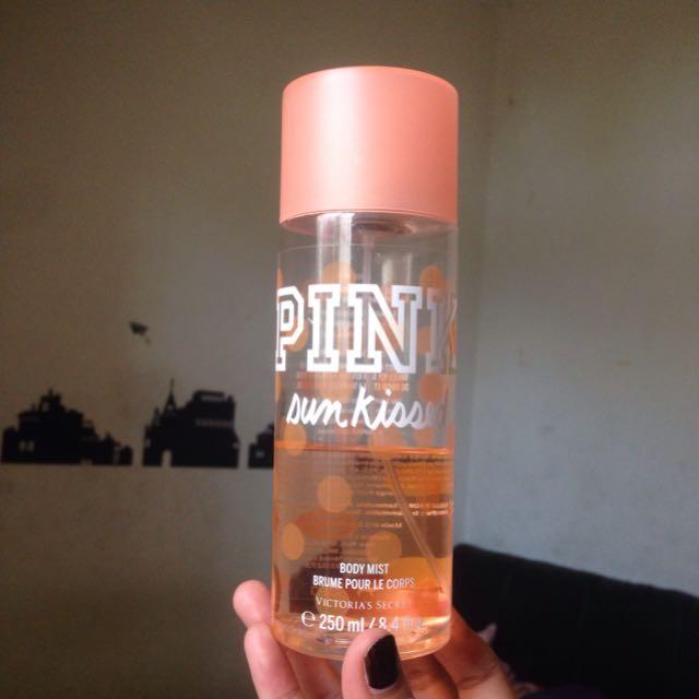 VS Pink Sun Kissed