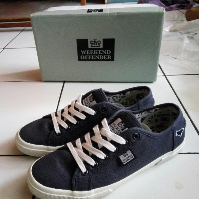Weekend Offender Shoes
