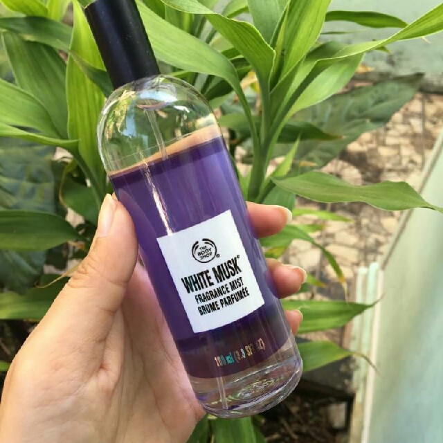 Whitemusk The Body Shop