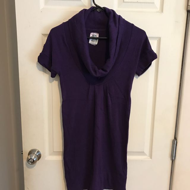 Zara Purple Dress