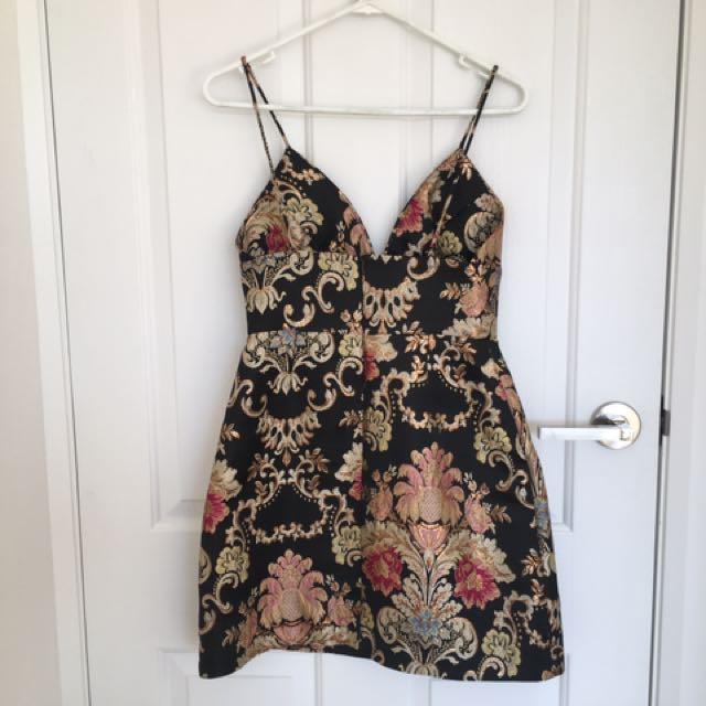 Zimmermann Embroidered Dress - Size 1