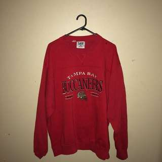 Vintage Lee Tampa Bay jumper