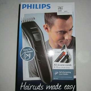 PHILIPS HAIR CLIPPER QC5125
