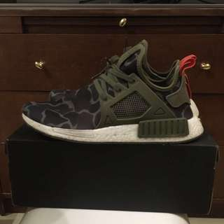 NMD XR1 DUCK CAMO (w/ box)