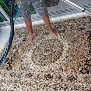 Carpet Cleaning N Stain Removal Services