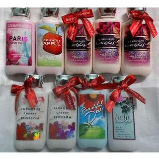 BATH & BODY WORKS® | Body Fragrance Lotion