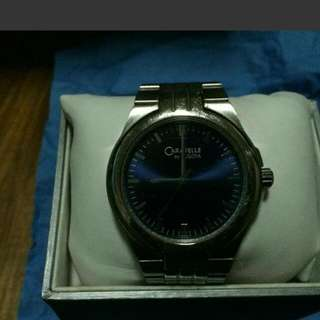 Prevalentine Repriced Bulova Caravelle Blue Dial Authentic From US!!!