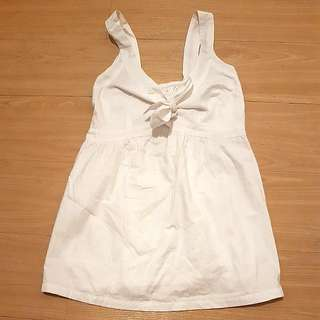 Ribbon White Top