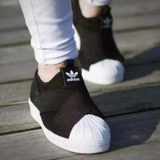 INSTOCK Ø Original Adidas Superstar Slip-On