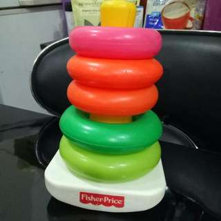 Fisher Price Stalk