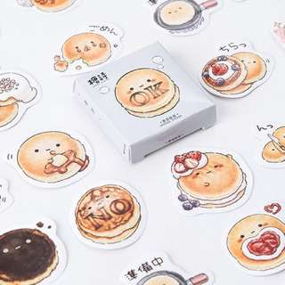 Pancakes Party Scrapbook / Planner Stickers #25