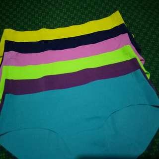 Victoria's Secret Overrun Seamless Panty Small
