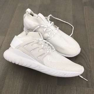 Adidas Tubular Nova Primeknit All White