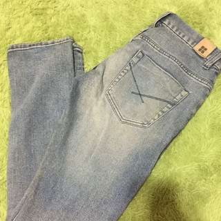 Insight Jeans / Stretch Exhaust - Size 32