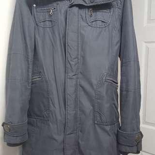 TNA grey jacket (medium)
