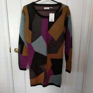 Brand New Sweater Dress