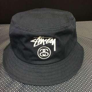 🚚 Stussy深藍色漁夫帽