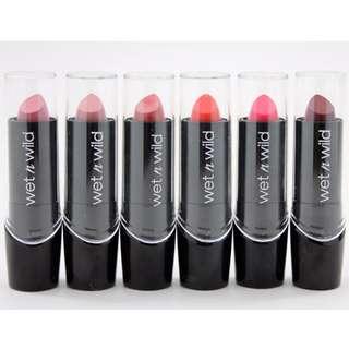 Wet' n Wild Lipstick