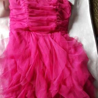 Le Chateau Pink Grad/Prom Dress
