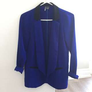 Urban Outfitters 2 toned blazer size XS