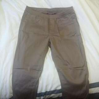 Skinny Stretchy Pants From Uniqlo