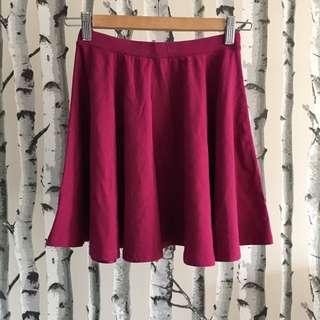 Aritzia Talula Daimon skirt (XXS)