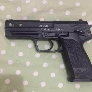 Air soft gun HK USP .45 AUTO