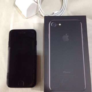 iphone 7 jet black factory unlocked (128gb)