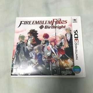 Fire Emblem Fates : Birthright